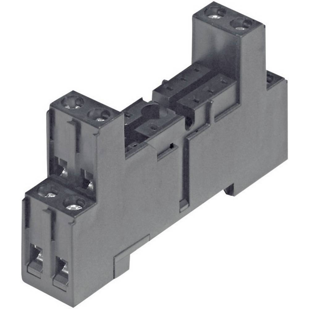 TE Connectivity 1860306-1 RT78725 Plug-In Relay Socket