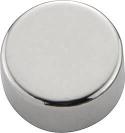 Permanent-magnet Rund N35 1.24 T Grænsetemperatur (max.): 80 °C 504254