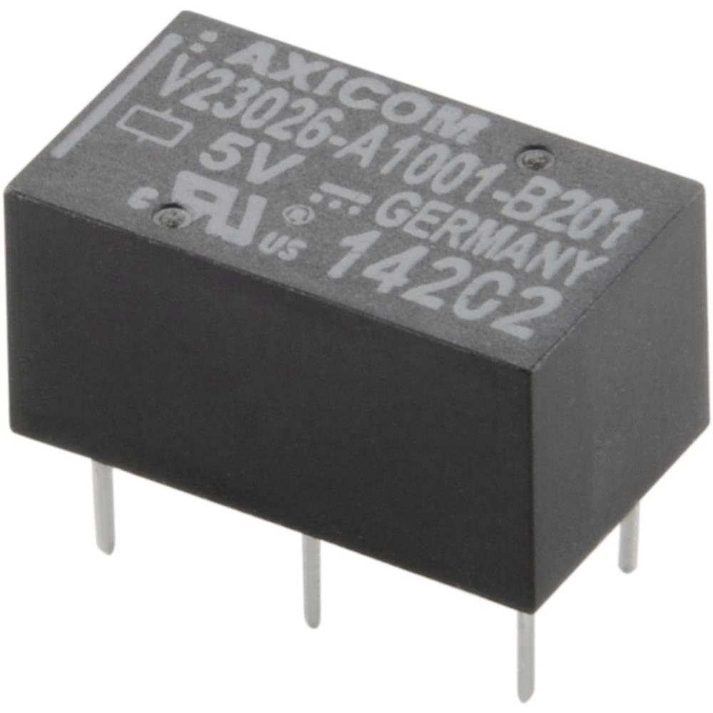 Miniaturni rele P1 monostabil, 1x preklopni TE Connectivity V23026-A1001-B201 5 V/DC 1 preklopnik 1 A 150 V 0-1393774-1
