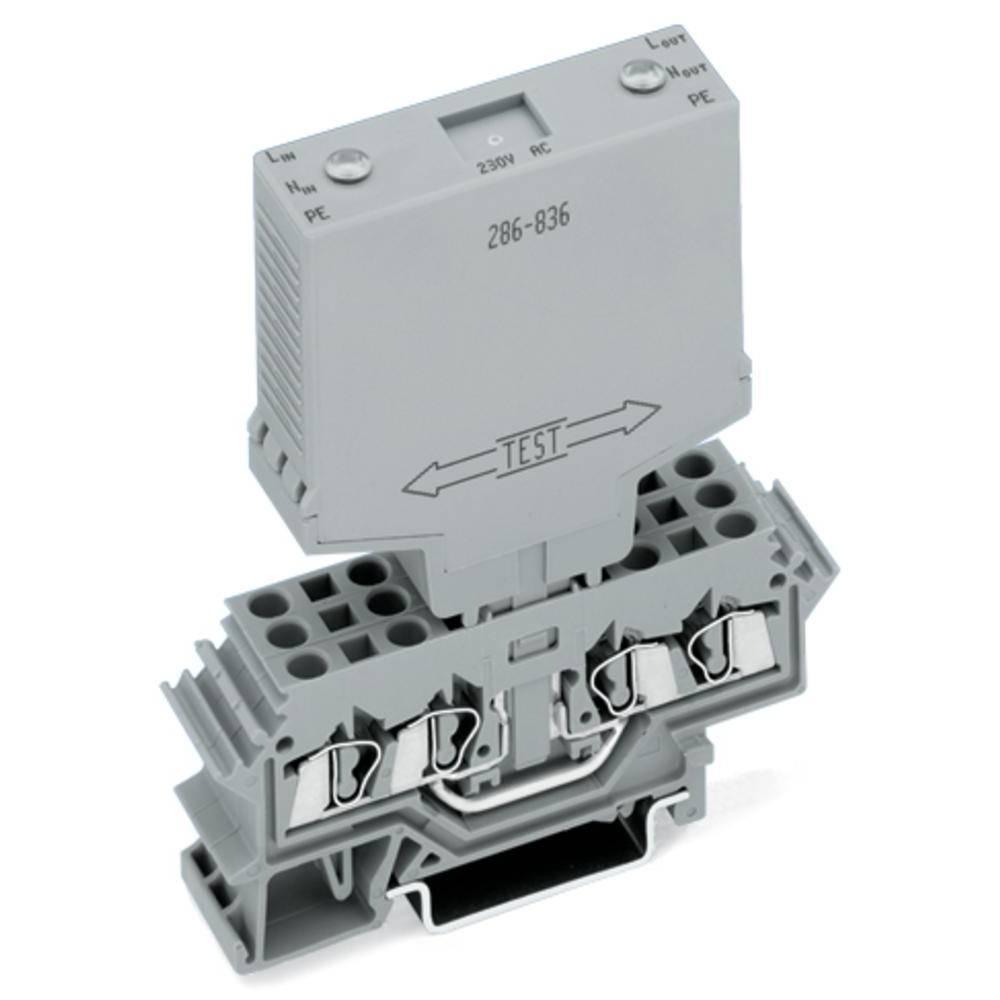Overspændingsafleder-komponent 1 stk WAGO 286-836