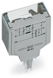 Overspændingsafleder-komponent 1 stk WAGO 286-843 Passer til serie: Wago serie 280 Passer til model: Wago 280-629, Wago 280-639,