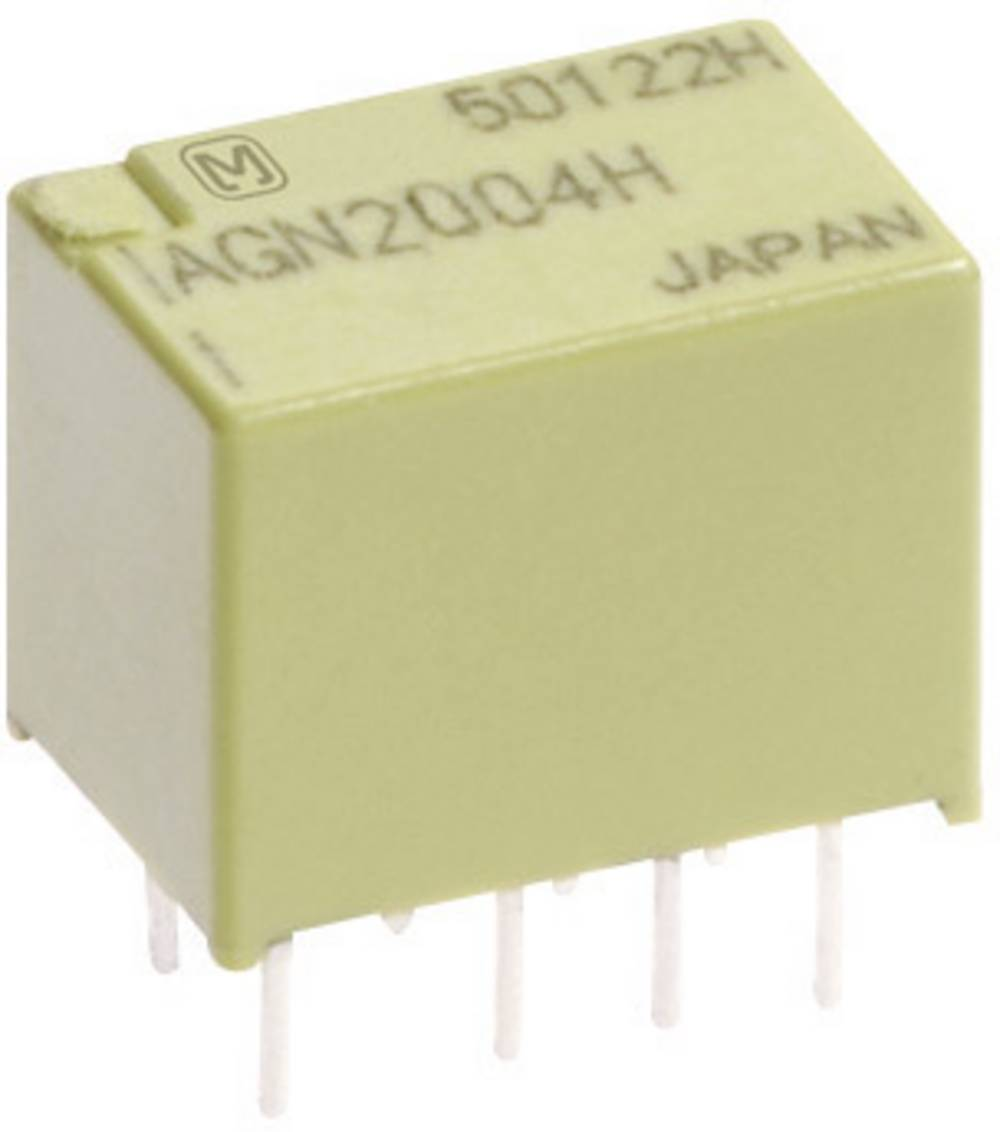 Rele za tiskano vezje 24 V/DC 1 A 2 x preklopni Panasonic AGN20024 1 kos