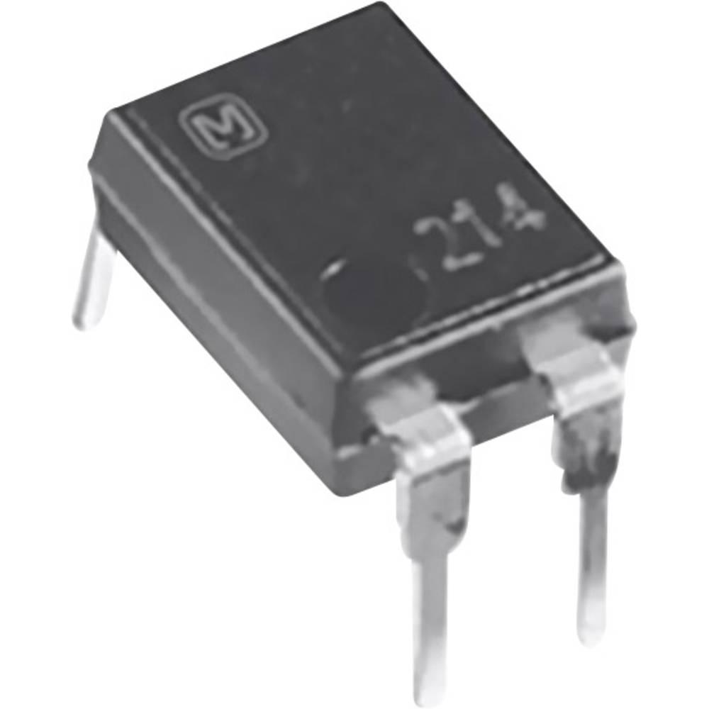 PhotoMOS-relæ 1 stk Panasonic AQY212GH 1 x sluttekontakt 60 V/DC, 60 V/AC 1100 mA Poltal: 4