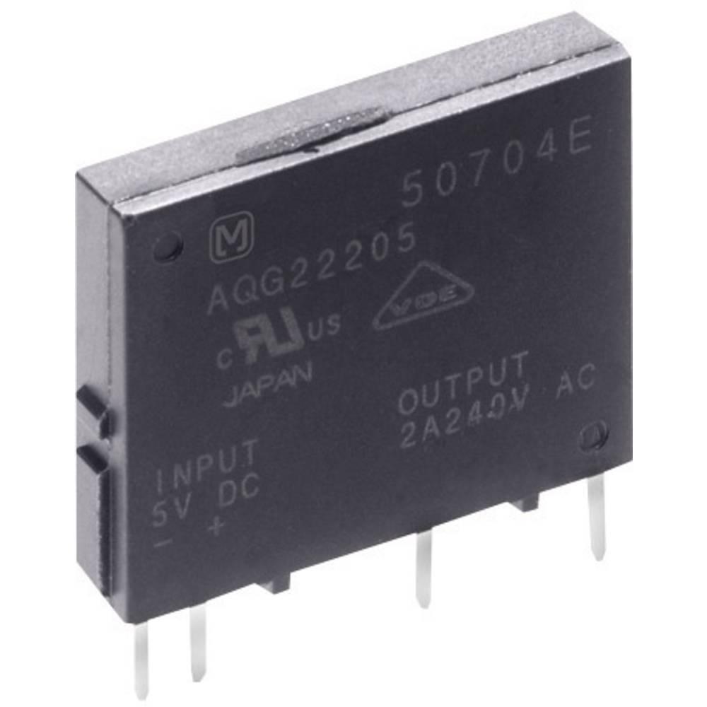 Panasonic AQG22124 Semiconductor Relay
