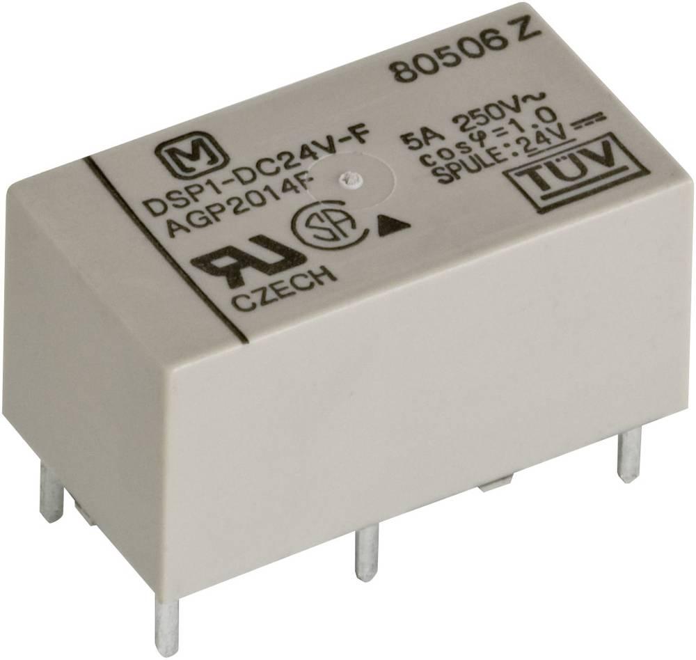 Rele za tiskano vezje 12 V/DC 8 A 1 x zapiralni Panasonic DSP1A12 1 kos
