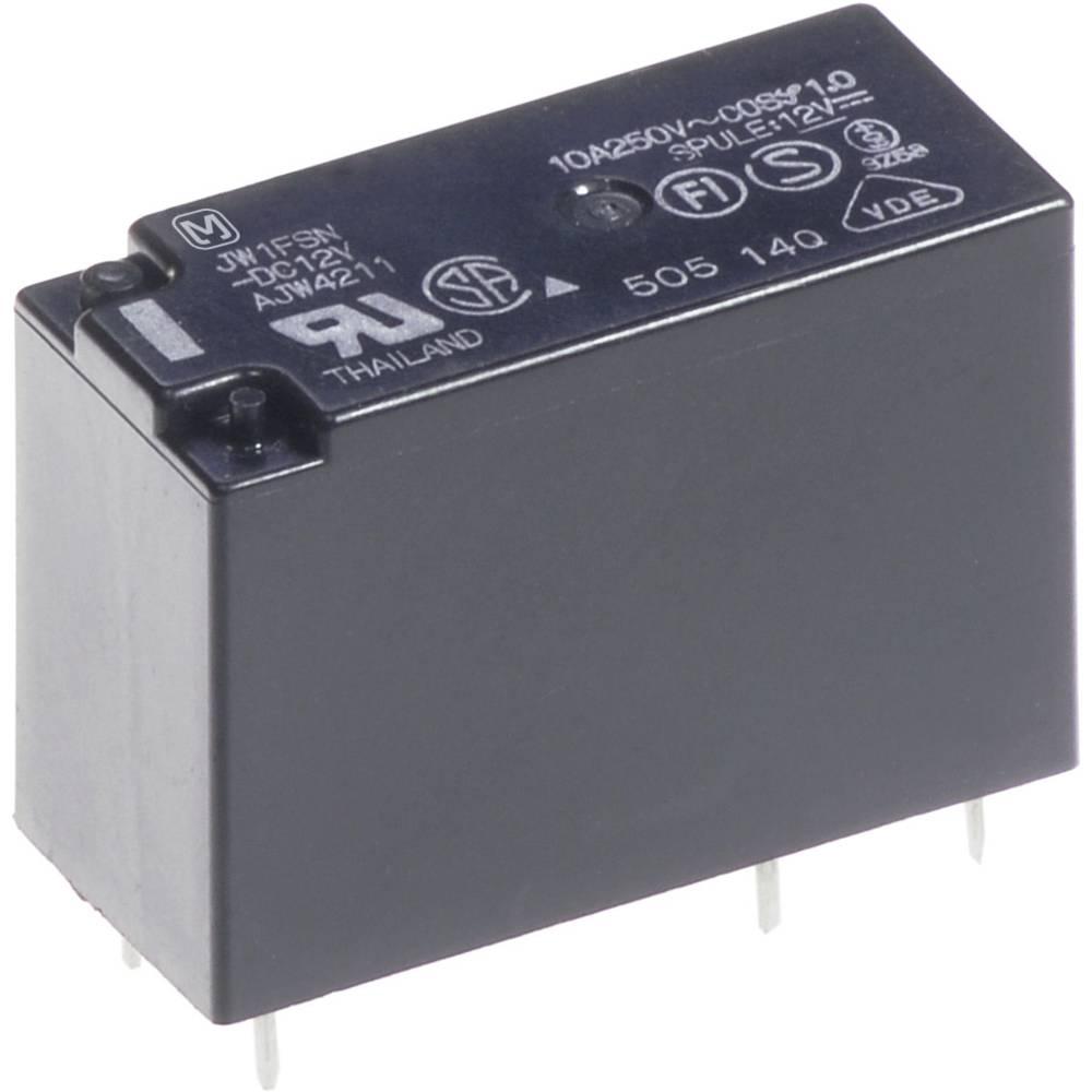 Rele za tiskano vezje 5 V/DC 10 A 1 x zapiralni Panasonic JW1AFSN5F 1 kos