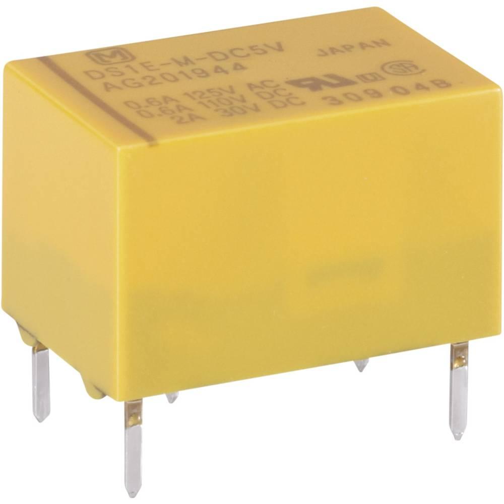 Rele za tiskano vezje 24 V/DC 2 A 1 x preklopni Panasonic DS1ES24 1 kos