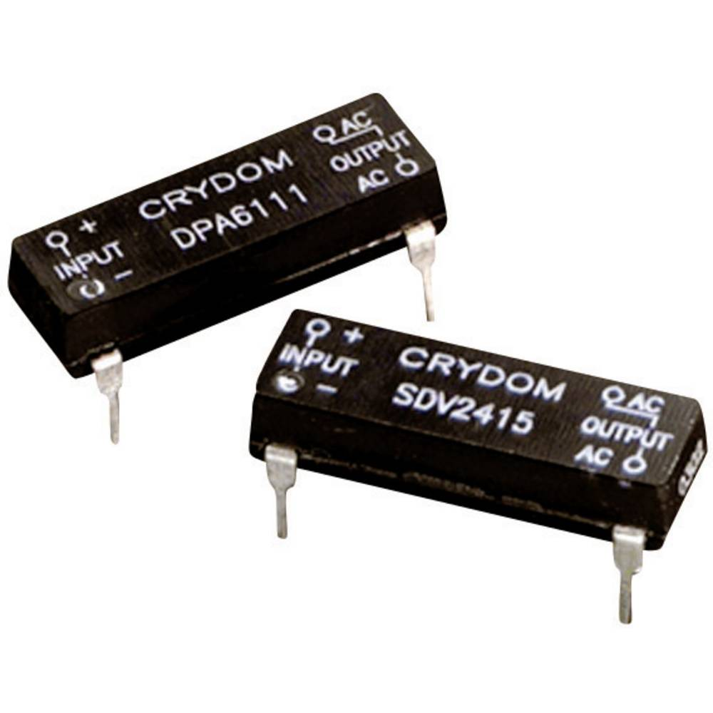 Crydom Sdv2415r Solid State Dip Pcb Load Relay From Conrad Electronic Uk Ac