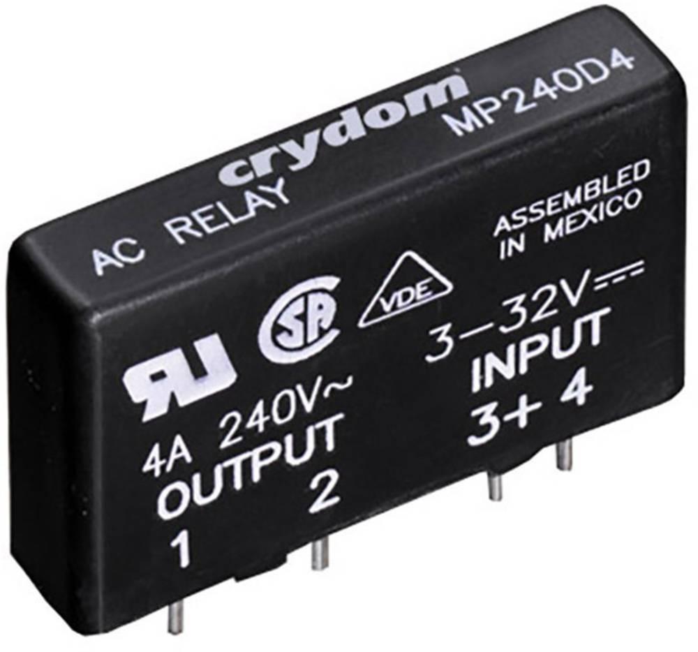 Halvlederrelæ 1 stk Crydom MPDCD3 Last-Strøm (maks.): 3 A Koblingsspænding (max.): 60 V/DC