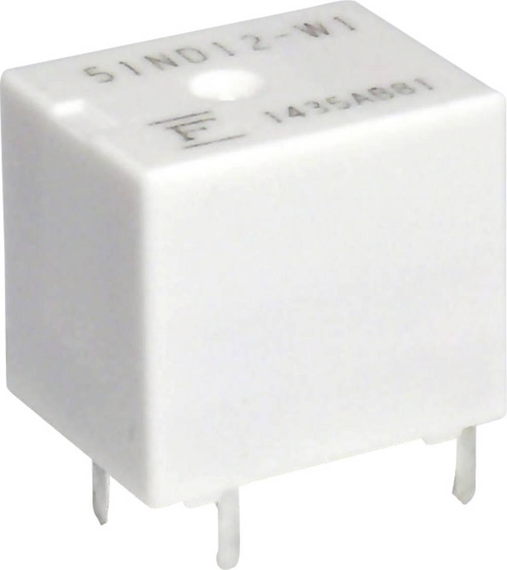 Avtomobilski rele močnostni, 1 polni UM, 25 A Fujitsu FBR51ND06-W1 6 V/DC 1 menjalni maks. 25 A maks. 30 V/AC/DC 280 W