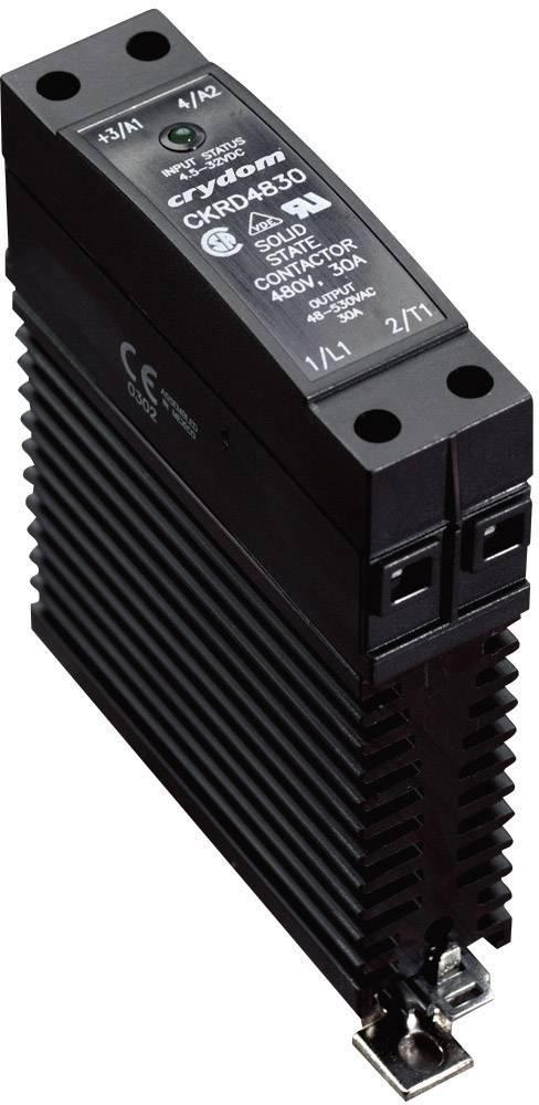 Elektronski teretni relej serije CKR za DIN-montažu Crydom CKRA2420