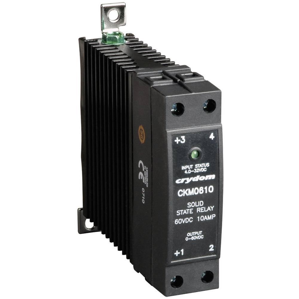 Elektronski bremenski rele zamontažo na DIN-letev Crydom CKmontažo na DIN-letev Crydom CK CKM0630
