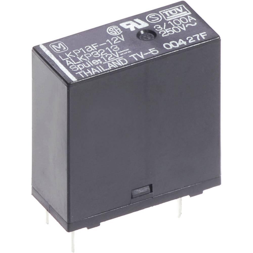 Panasonic LKP1AF24-Snažni relej za tiskanu pločicu 24V/DC, 1NO, Max. 10A Max. 277 V/AC