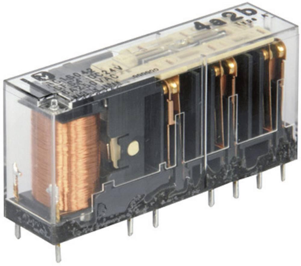 Rele za tiskano vezje 12 V/DC 6 A 4 x zapiralni, 2 x odpiralni Panasonic SFS4L12 1 kos
