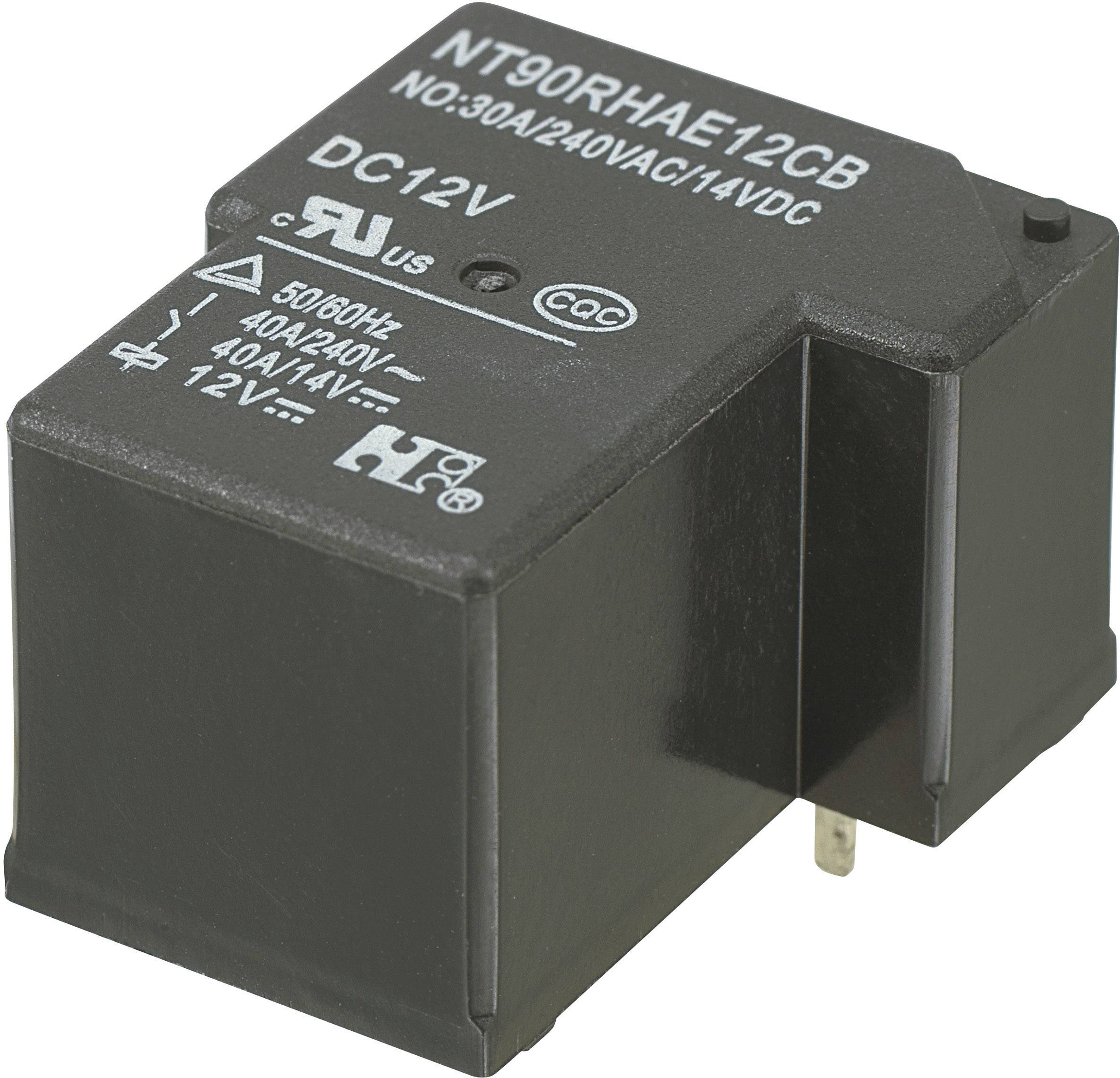 HATF905ASDC12 Power Relay 50A 240VAC 4 Pins x 10pcs
