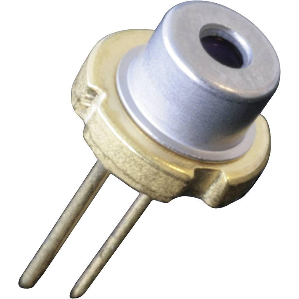 Laserska dioda, rdeča 635 nm 10 mW IMM Photonics U-LD-631051A