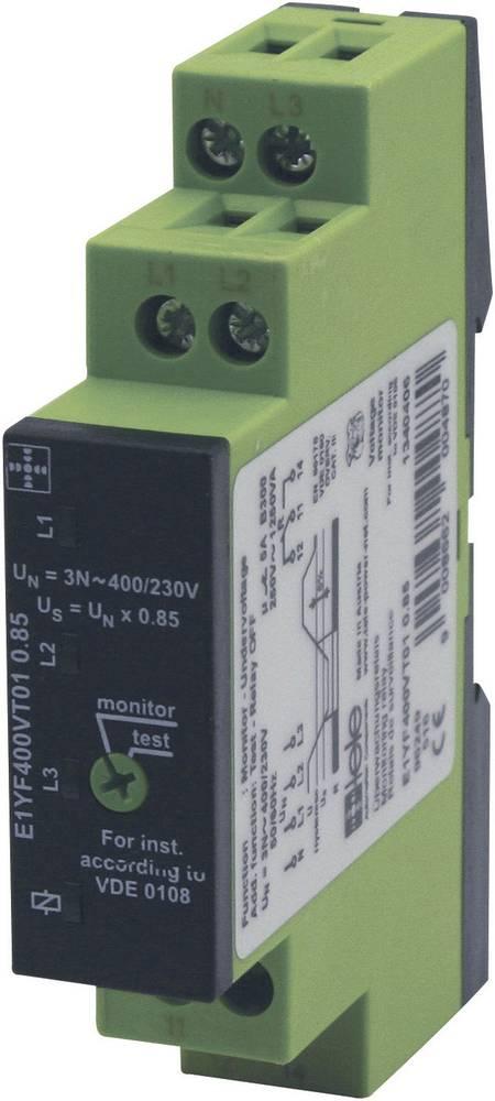 TELE-Nadzorni relej trofaznog napona serije ENYA E1YF400VT01, 0.85, VDE 0108 1340406