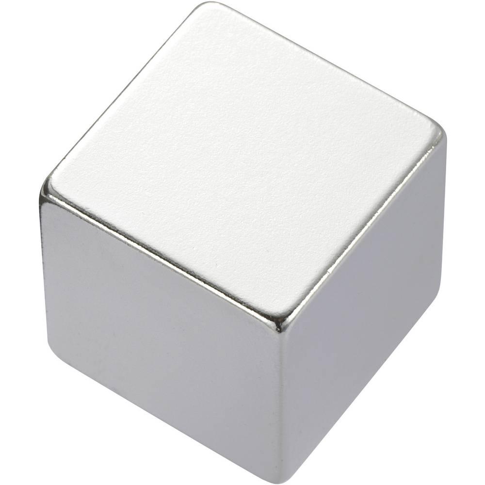 Pravokotni magnet NdFeB, (D xŠx V) 20 x 10 x 5 mm, material: N35, remanenca: 1,18-1,24 T