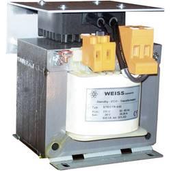 Sparetransformator 1 x 230 V 1 x 24 V/AC 110 VA 4.60 A STECTR 110 Weiss Elektrotechnik