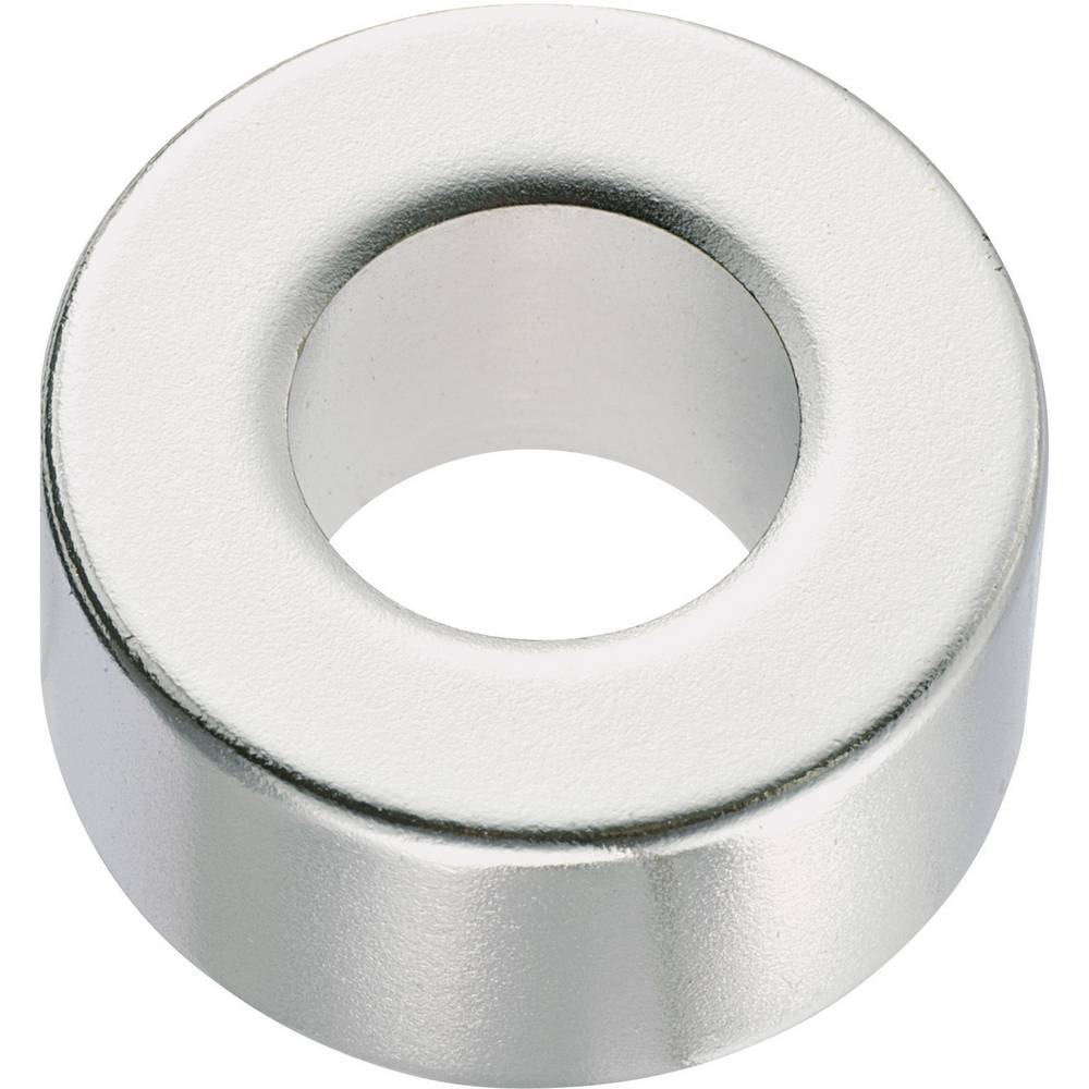 NDFEB-MAGNET RING N35EH 10X2/HOLE5MM