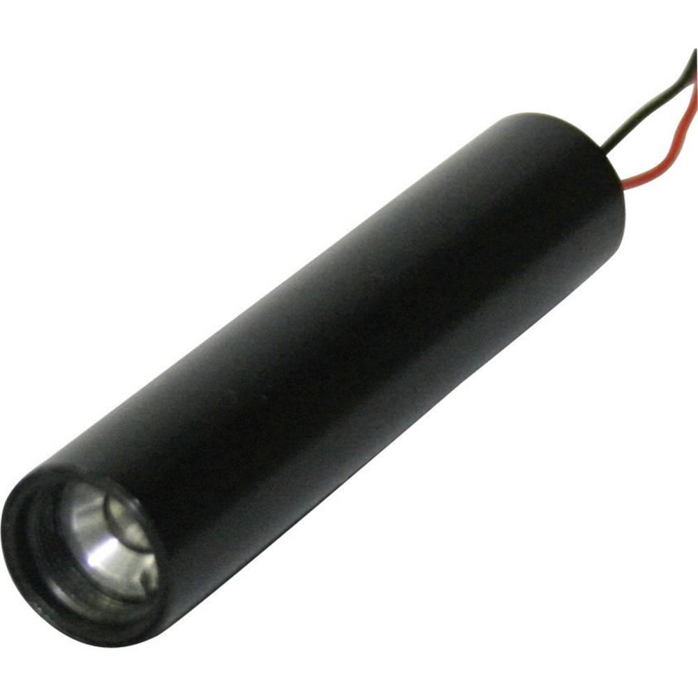 Laserski modul, točkovni, modre barve 2.5 mW IMM Photonics IMM-1255H-405-2.5-R-G