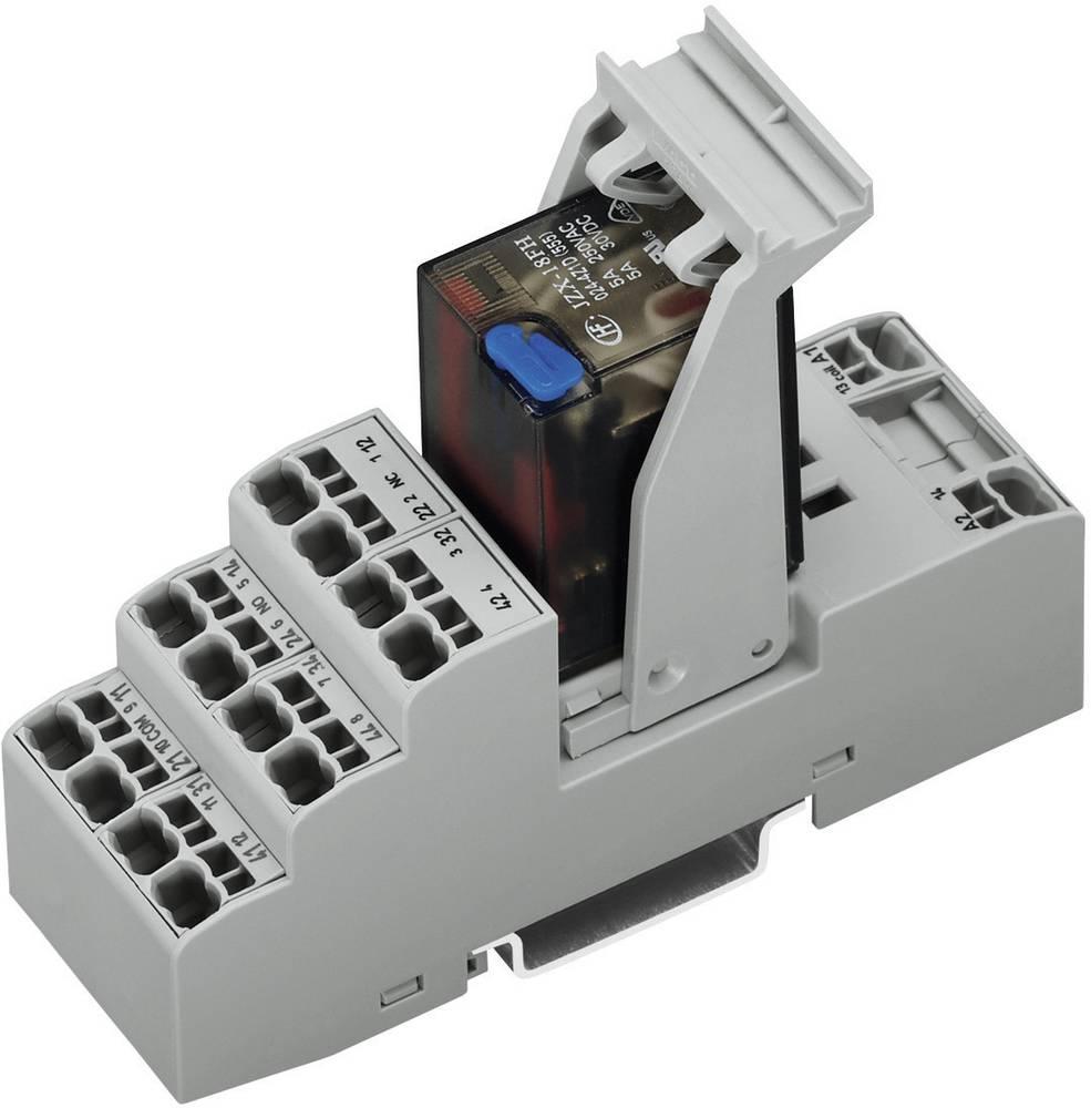 WAGO 858-304 Relay 4PDT-CO 24Vdc