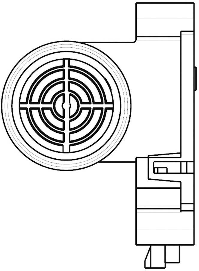 Honeywell Aidc Awm720p1 Microbridge Mass Airflow Sensor