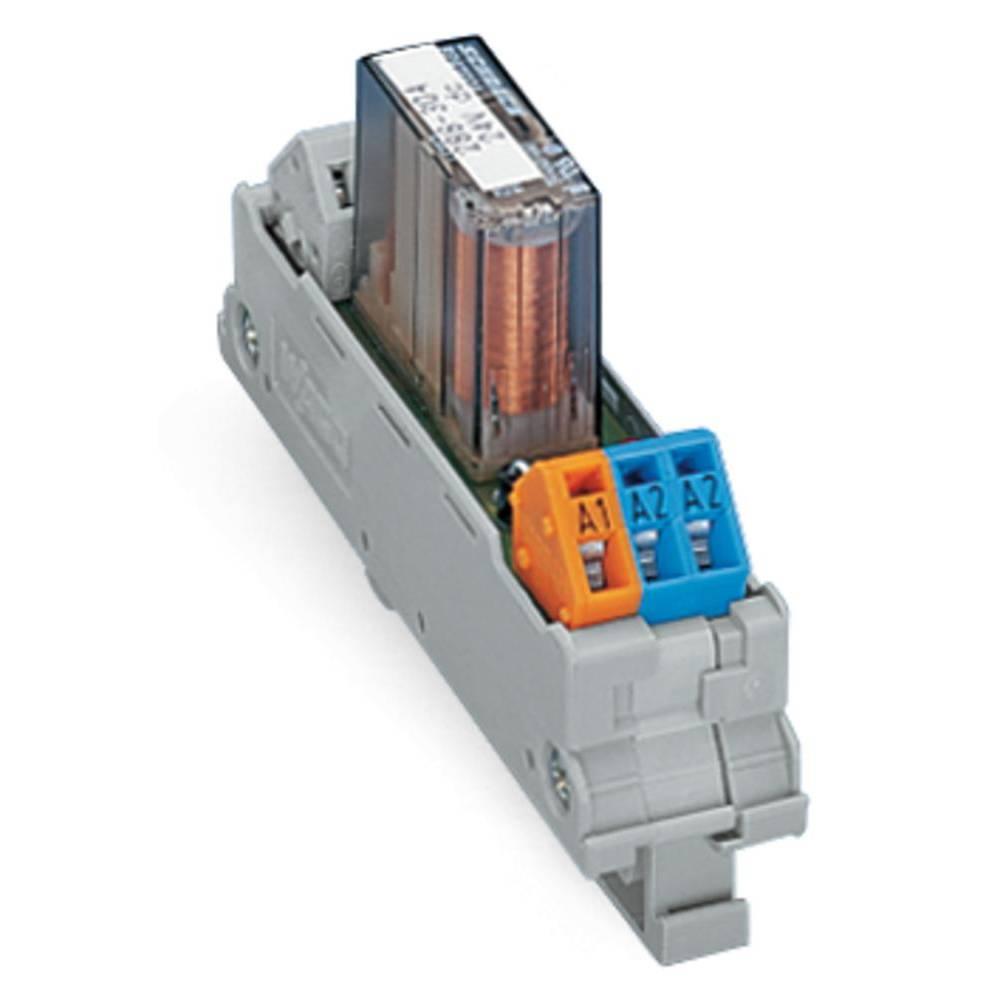 Tiskano vezje za rele, opremljeno, 1 kos WAGO 288-320 1 x zapiralni 24 V/DC