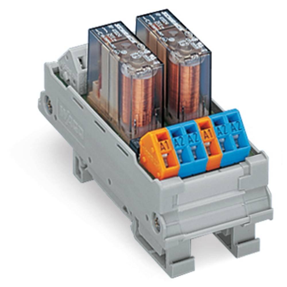 Tiskano vezje za rele, opremljeno, 1 kos WAGO 288-761 1 x preklopni 115 V/DC, 115 V/AC