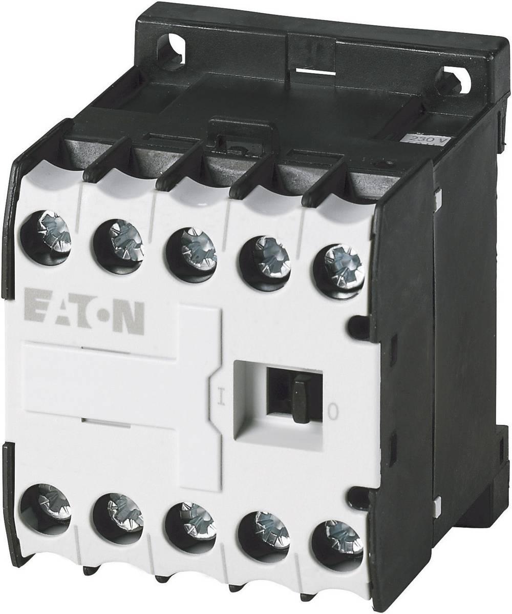 Eaton-Mali kontaktor Eaton DILER-40-G, 4 NO, 24V/DC
