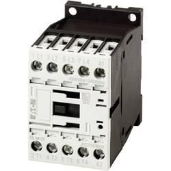 Kontaktor 1 stk DILM7-10(24VDC) Eaton 3 x afbryder 3 kW 24 V/DC 7 A med hjælpekontakt