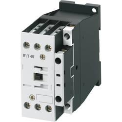 Kontaktor 1 stk DILM25-10(RDC24) Eaton 3 x afbryder 11 kW 24 V/DC 25 A med hjælpekontakt