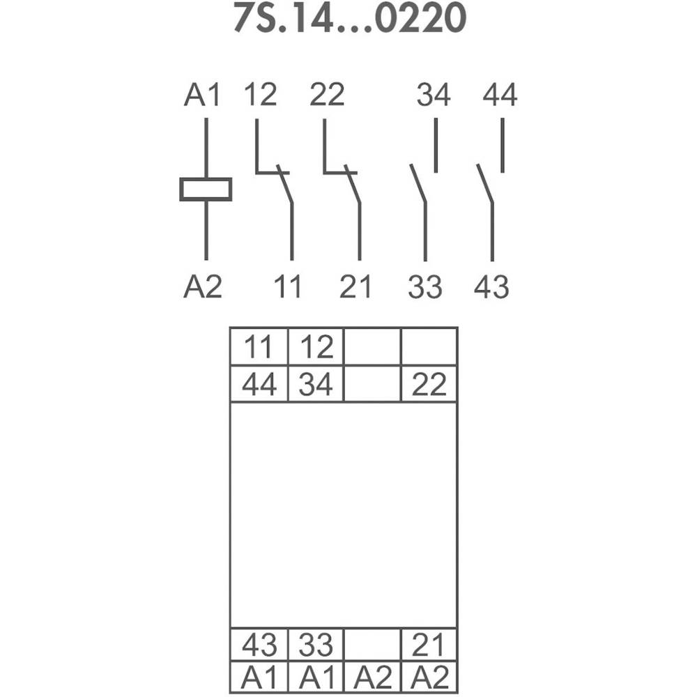 Finder 7s1490240220 6a relay module with forcible guided finder 7s1490240220 6a relay module with forcible guided contacts dpdt no dpdt nc 250v ac ip20 asfbconference2016 Images