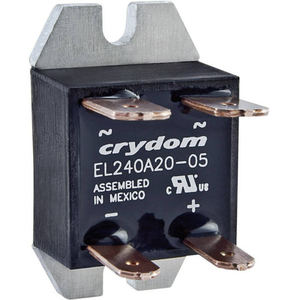 Elektronski bremenski rele Crydom EL240A10-05, bremenski tokdom EL240A10-05, bremenski tok