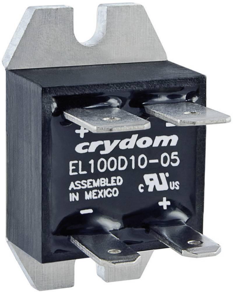 Elektronski bremenski rele Crydom EL100D10-05, bremenski tokdom EL100D10-05, bremenski tok