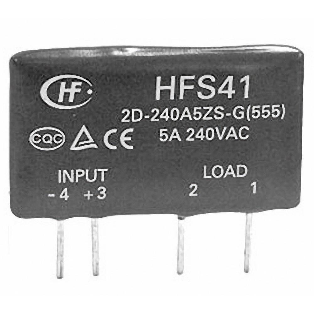 Elektronski bremenski rele Hongfa HFS41/D-380A5Z-NG, bremensgfa HFS41/D-380A5Z-NG, bremens HFS41/2D-240A5ZS-NG