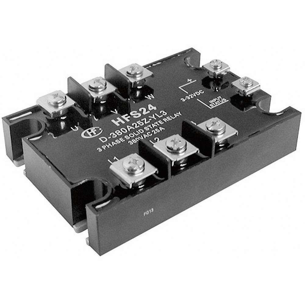 Hongfa Hfs24 D 480a40sz Ylp3 Solid State Relay From Brands