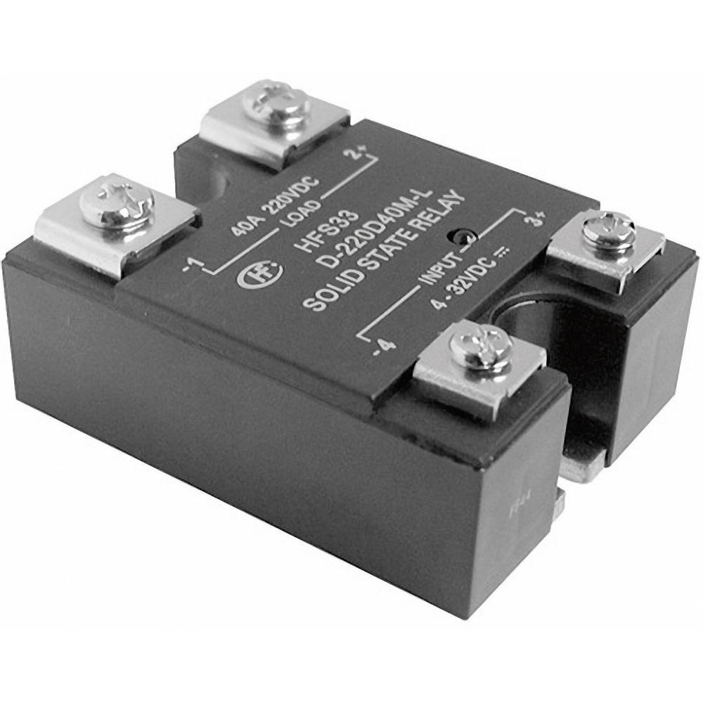 Hongfa Hfs33 D 100d80m L Solid State Relay From Wiring Diagram For Cut Out