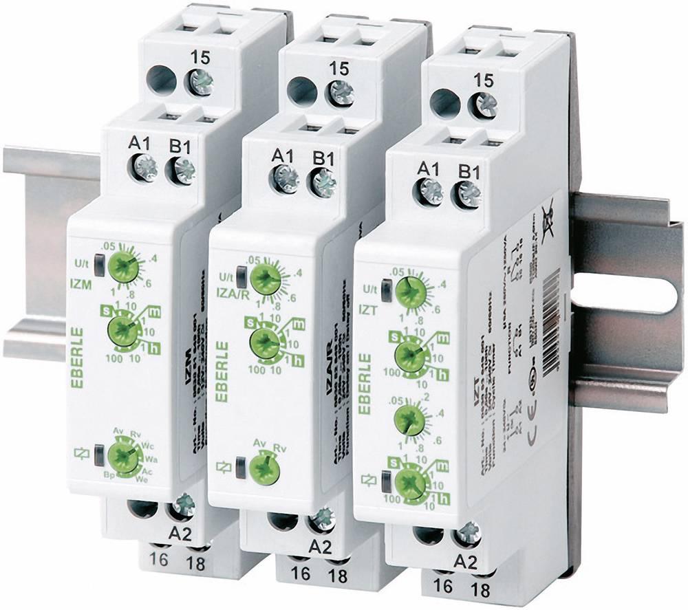 Eberle IZA/R 0530 52 649 001-Instalacijski vremenski relej, 24-240V DC/AC, 5A