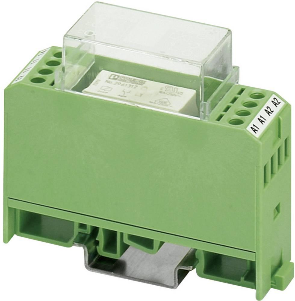 Relejski modul 10 kosov Phoenix Contact EMG 22-REL/KSR-120/21-21 2 izmenjevalnika