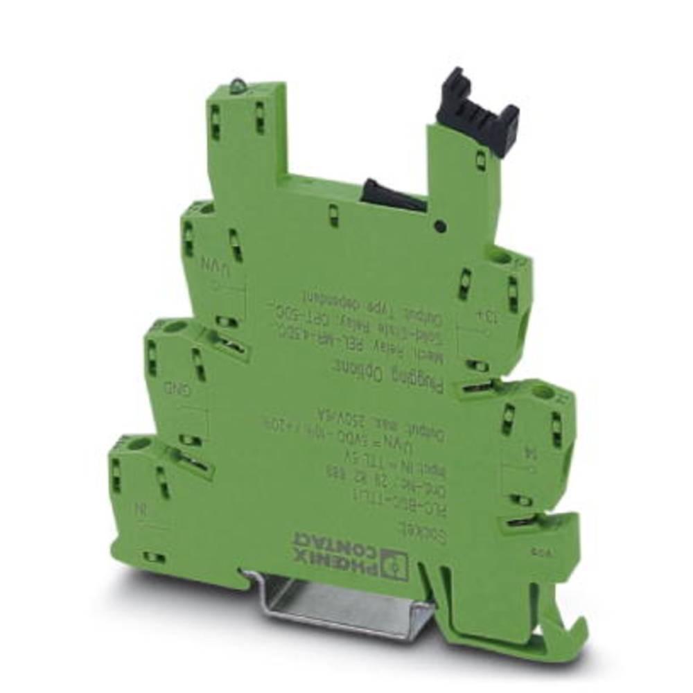 Relejsko podnožje 10 kosov Phoenix Contact PLC-BSP-TTL/1