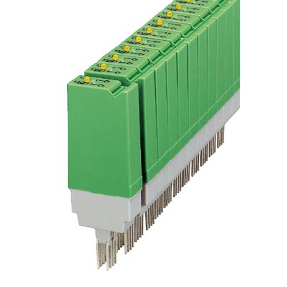 Stikrelæ 24 V/DC, 24 V/AC 6 A 1 x sluttekontakt Phoenix Contact ST-REL2-KG 24/1 10 stk