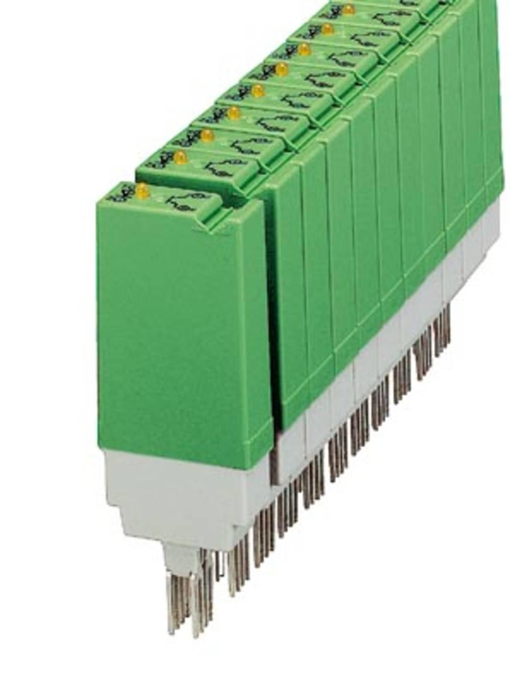 Halvlederrelæ 10 stk Phoenix Contact ST-OV2-220DC/ 60DC/1 Last-Strøm (maks.): 1 A Koblingsspænding (max.): 60 V/DC