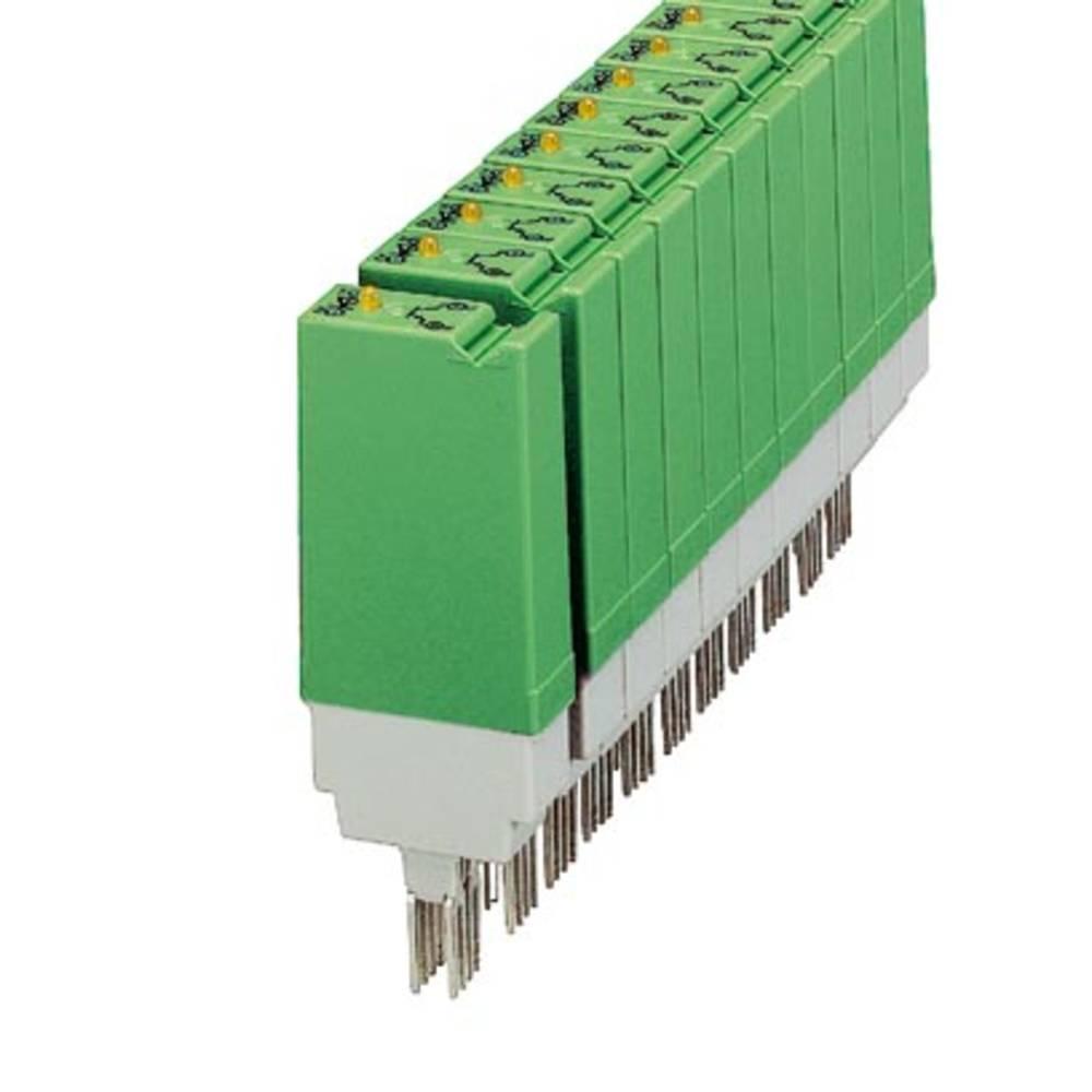 Polprevodniški rele 10 kosov Phoenix Contact ST-OV2-110DC/ 60DC/1 obremenilni tok (maks.): 1 A preklopna napetost (maks.): 60 V/