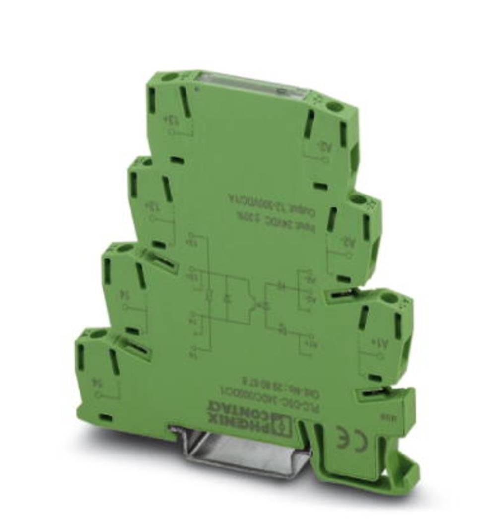 Halvlederrelæ 10 stk Phoenix Contact PLC-OSC-110DC/300DC/ 1 Last-Strøm (maks.): 1 A Koblingsspænding (max.): 300 V/DC