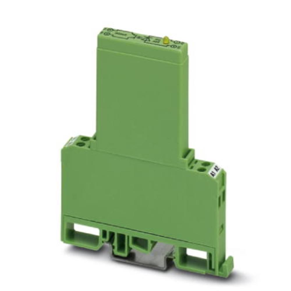 Halvlederrelæ 10 stk Phoenix Contact EMG 10-OE-220DC/ 48DC/100 Last-Strøm (maks.): 100 mA Koblingsspænding (max.): 48 V/DC