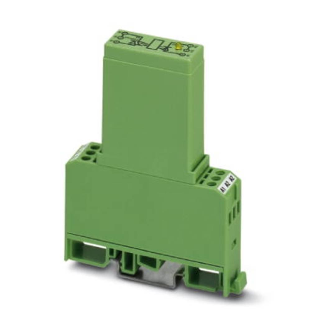 Halvlederrelæ 10 stk Phoenix Contact EMG 17-OV- 24DC/240AC/3 Last-Strøm (maks.): 3 A Koblingsspænding (max.): 280 V/AC