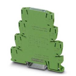 Halvlederrelæ 10 stk Phoenix Contact PLC-OSC- 24DC/TTL Koblingsspænding (max.): 5 V/DC