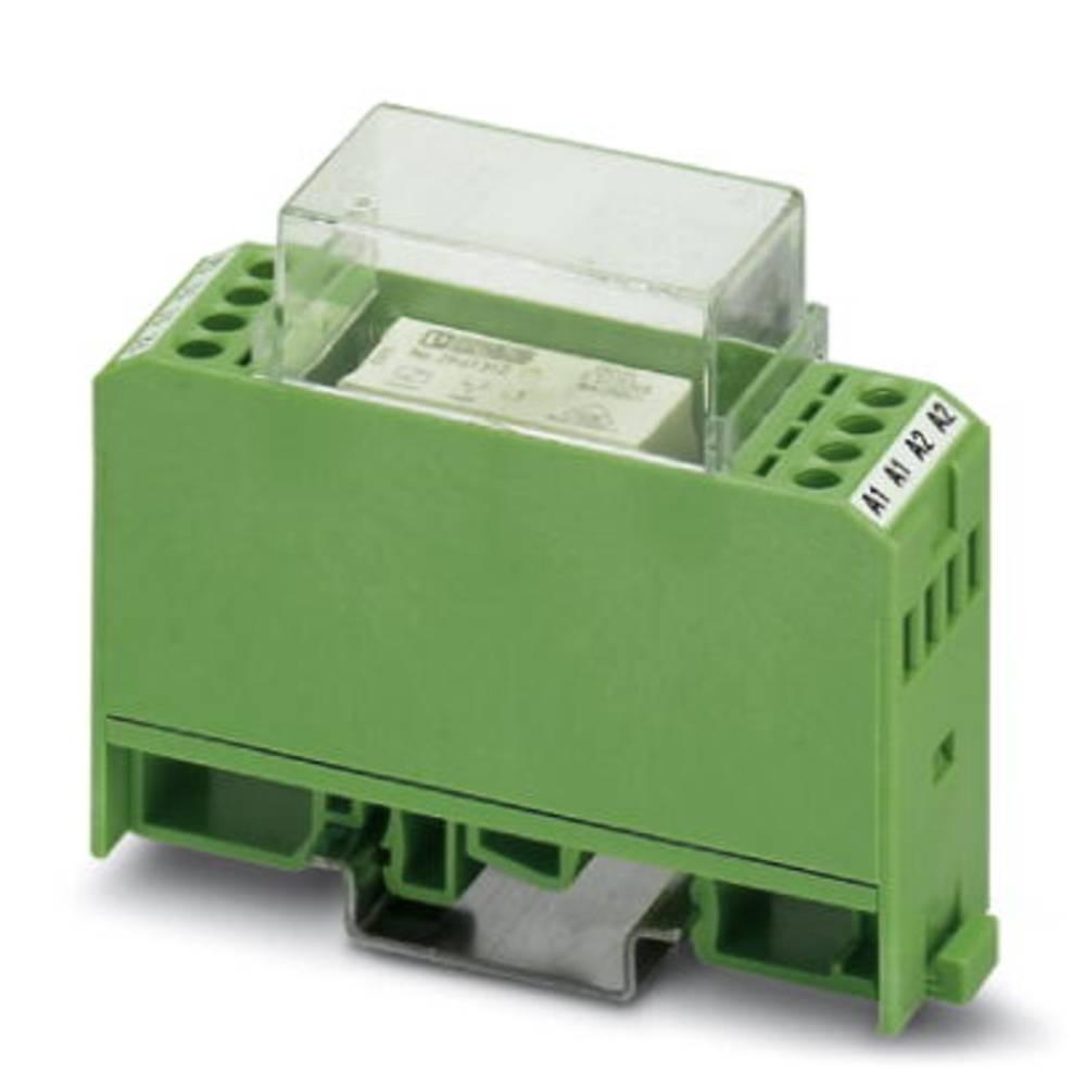 Relejski modul 10 kosov Phoenix Contact EMG 22-REL/KSR- 24/21 nazivna napetost 24 V/DC, 24 V/AC preklopni tok (maks.): 6 A 1 izm