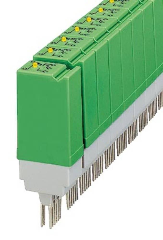 Vtični rele 120 V/DC, 120 V/AC 6 A 1 x preklopni Phoenix Contact ST-REL3-KG120/21 10 kosov